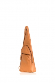 Est-Seven |  Leather shoulder bag Mirella | camel  | Picture 3