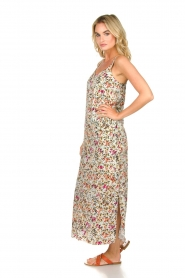Aaiko |  Floral maxi dress Fiebe | mint green  | Picture 4