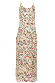 Aaiko |  Floral maxi dress Fiebe | mint green  | Picture 1