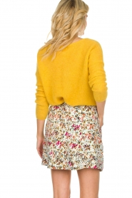 Aaiko    Floral skirt Delene   green    Picture 5