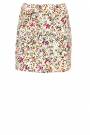 Aaiko |  Floral skirt Delene | green  | Picture 1