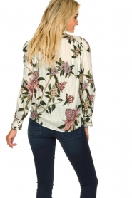 ba&sh |  Floral blouse Pauline | natural  | Picture 5