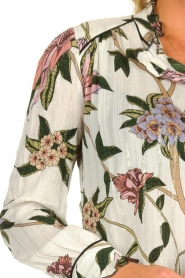 ba&sh |  Floral blouse Pauline | natural  | Picture 6