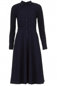 ba&sh |  Blouse dress Chambra | blue  | Picture 1