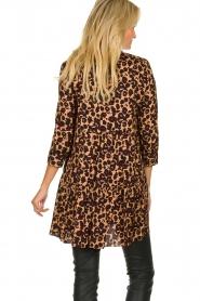 ba&sh    Mini leopard print dress Tiana   animal print    Picture 5