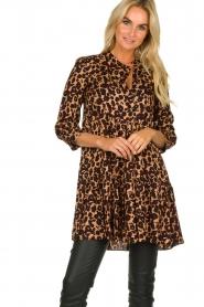 ba&sh    Mini leopard print dress Tiana   animal print    Picture 2