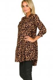 ba&sh    Mini leopard print dress Tiana   animal print    Picture 4