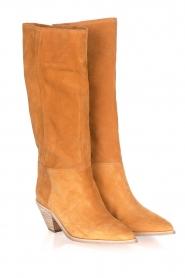 ba&sh |  Boots Cowby | camel  | Picture 3