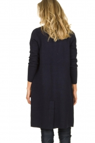 Knit-ted | Long cardigan Sam | blue  | Picture 5