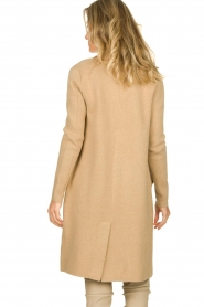 Knit-ted |  Long cardigan Sam | natural  | Picture 5