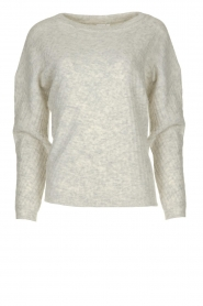 Knit-ted | Knitted sweater Simra | grey  | Picture 1