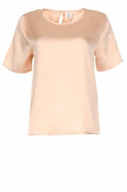 Knit-ted |  Top Larsa | pink  | Picture 1