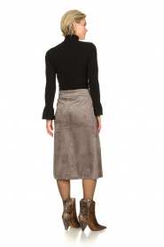 Knit-ted | Skirt Aurora | grey  | Picture 5