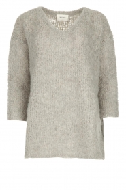 American Vintage | Oversized sweater Wilaland | grey  | Picture 1