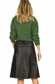 American Vintage   Knitted sweater Kiki   green    Picture 5