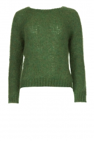 American Vintage | Knitted sweater Kiki | green  | Picture 1