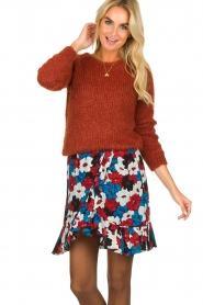 American Vintage   Sweater Manina   red    Picture 2