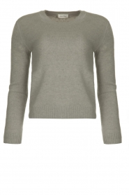 American Vintage |  Basic sweater Gogojet | grey  | Picture 1