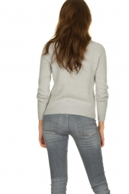 American Vintage |  Basic sweater Gogojet | grey  | Picture 5