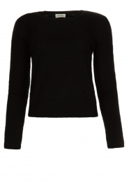 American Vintage |  Basic sweater Gogojet | black  | Picture 1