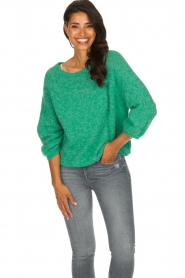 American Vintage |  Sweater Woxilen | green  | Picture 3