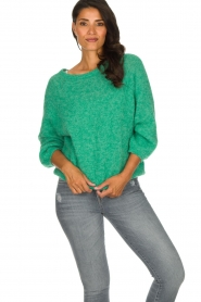 American Vintage |  Sweater Woxilen | green  | Picture 2