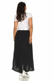 American Vintage |  Midi skirt Nonogarden | carbon black  | Picture 5
