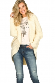 Rabens Saloner |  Cardigan Becky | natural  | Picture 2