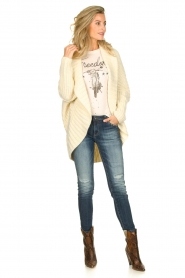 Rabens Saloner |  Cardigan Becky | natural  | Picture 3