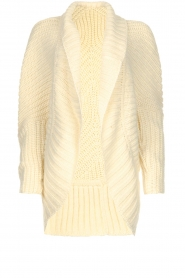 Rabens Saloner |  Cardigan Becky | natural  | Picture 1