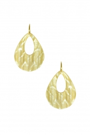 Miccy's |  Earrings Drop Louis | natural  | Picture 1
