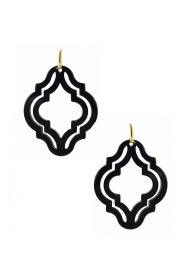 Miccy's |  Earrings Muscat | black  | Picture 1