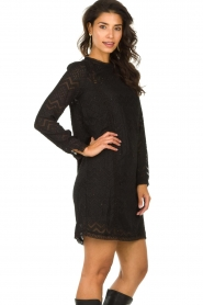 Freebird |  Lace dress Dena | black  | Picture 6