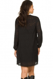 Freebird |  Lace dress Dena | black  | Picture 7