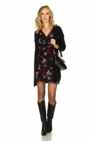 Freebird |  Flower print dress Gianna | multi  | Picture 3