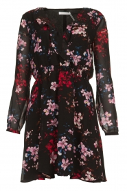 Freebird |  Flower print dress Gianna | multi  | Picture 1