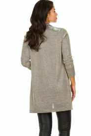 Freebird |  Long metallic blazer Emmy | metallic  | Picture 5
