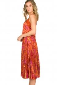 Dante 6 | Midi plissé skirt Eyo Animaux | multi  | Picture 5