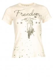 Chaser | T-shirt Freedom | natural  | Picture 1