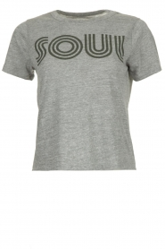 Chaser | T-shirt Soul | grey  | Picture 1