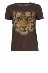 Chaser | T-shirt Tiger | black  | Picture 1