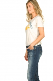 Chaser | T-shirt Good Morning | natural  | Picture 4