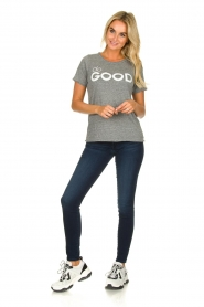 Chaser | T-shirt Do Good | grey  | Picture 3