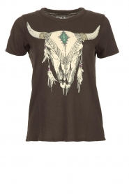 Chaser | T-shirt Skull | black  | Picture 1