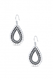 Close to Zen |  925 sterling silver earrings Sunflower - small | silver  | Picture 1