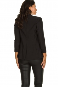 Dante 6 |  Stretch blazer Mounah | black  | Picture 5