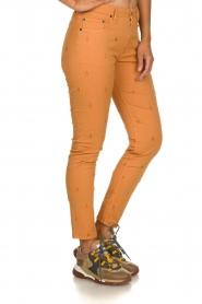 Dante 6 | Pants Mobi | yellow  | Picture 4