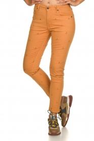 Dante 6 | Pants Mobi | yellow  | Picture 2