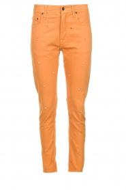 Dante 6 | Pants Mobi | yellow  | Picture 1