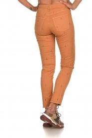 Dante 6 | Pants Mobi | yellow  | Picture 5